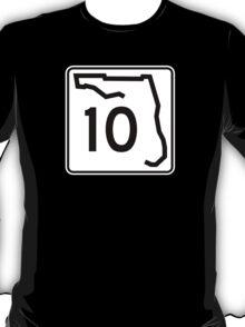 Route 10, Florida T-Shirt