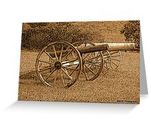 Cannon's Greeting Card