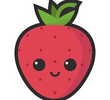 Cute Strawberry by Cute Recipes