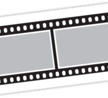 Photographer photography film strip Sticker