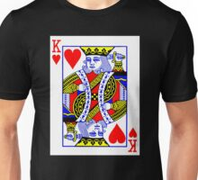 King Of Heart Unisex T-Shirt