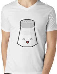 Cute Salt Shaker Mens V-Neck T-Shirt