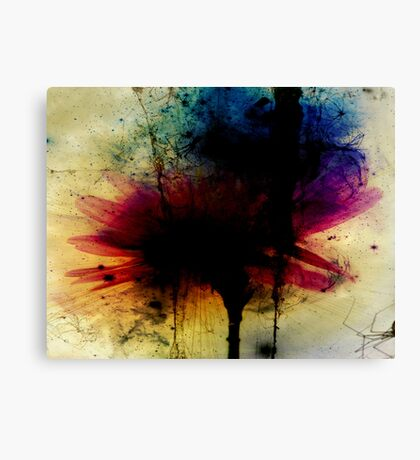 Faux Pas Canvas Print
