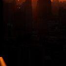 Sunset over the Kuala Lumpur skyline by lmcp 27