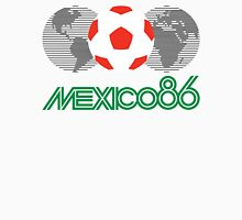 Mexico 86 - 1986 World Cup Football T-Shirt