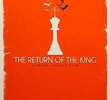 Lord Of The Rings Return of the King  by SinisterSix