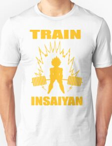 Train Insaiyan 11  T-Shirt