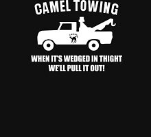 Camel Towing Funny T Shirt Adult Humor Rude Gift Tee Shirt Tow Truck Unisex Tee Hoodie