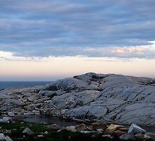 Rocky Terrain - Peggy's Cove by Caites