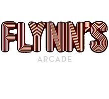 Flynn's Arcade - Legacy 1982 by GoodCase