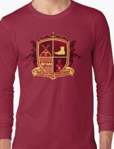 Monty Python Crest Long Sleeve T-Shirt