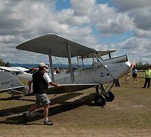 Walking The Moth @ Festival Of Flight 2011 by muz2142