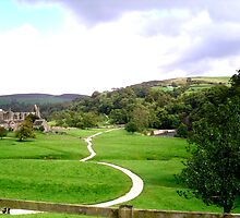 Bolton Abbey by Ian Lyall