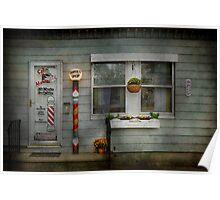 Barber - Belvidere, NJ - A Family Salon Poster