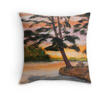 Pinic Point Throw Pillow