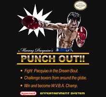MP's Punch Out! Unisex T-Shirt