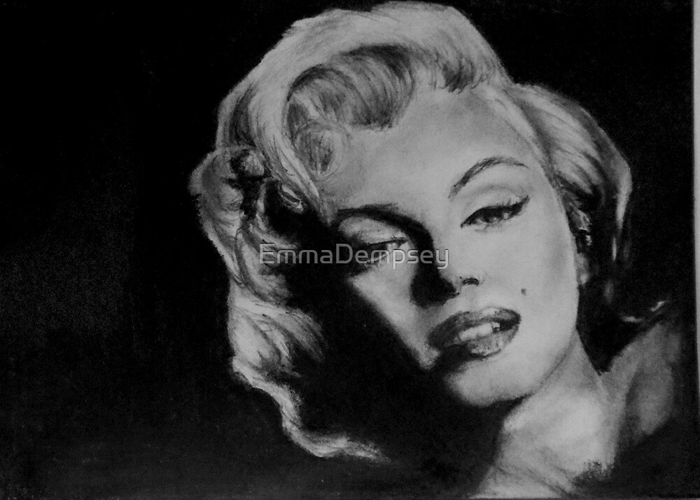 Marilyn Monroe by EmmaDempsey
