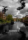 Norwich. The Quay Side. by Darren Burroughs