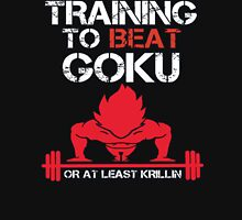 Train To Beat GOKU Unisex T-Shirt