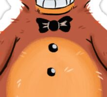Septembear: Toy Freddy  Sticker
