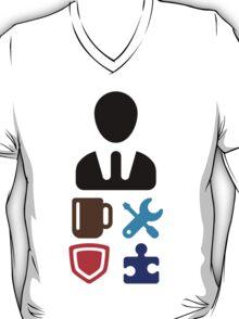 Mens Role T-Shirt