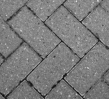 Brick Path by thinkhmm
