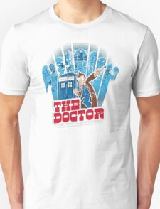 Dalek Dr Who Inspired - DOCTOR WHO EXTERMINATE TARDIS T-Shirt