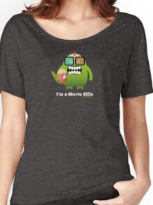 I'm a Movie Zilla - Dark Women's Relaxed Fit T-Shirt