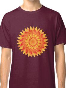 Firery Dahlia Classic T-Shirt