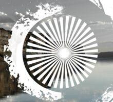 Lake Redefined Sticker
