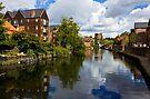 Norwich Riverside by Darren Burroughs