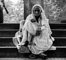 Do you want some of my peace? by Antony Pratap