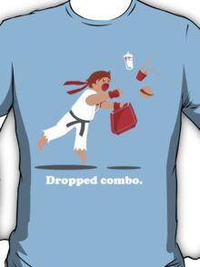 Dropped Combo T-Shirt
