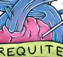 Unrequited Sticker
