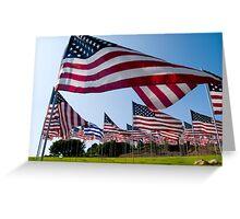 9/11 Greeting Card