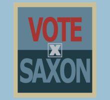 Vote Saxon Kids Clothes