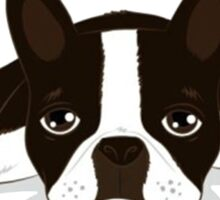 Funny Bulldog - Bouldogue Français Sticker