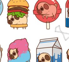 Puglie Food 3 Sticker
