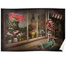 Store - Belvidere, NJ - Fragrant Designs  Poster
