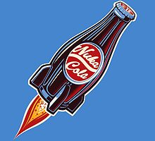 Bottle Rocket by LeonRyan