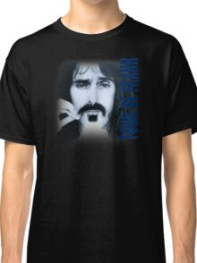 Frank Zappa Unisex Shirt Smoking Tour de Frank Mothers of Invention Classic T-Shirt