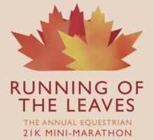 Running of the Leaves by Rachael Thomas