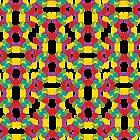Swirly Frame Pattern by Wealie