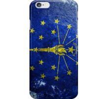 Indiana Grunge iPhone Case/Skin
