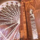 The Big Ferris Wheel in Princes Gardens! by weecritter