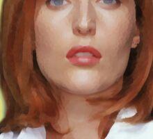 x-files - Scully Sticker