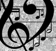 Love Music Sticker