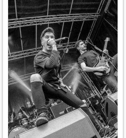 Bury Tomorrow - Slam Dunk Festival Sticker