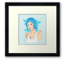 Chloe Price Framed Print