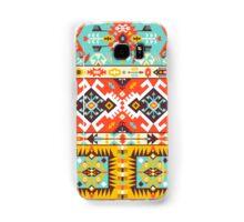 Aztec colorful fashion pattern Samsung Galaxy Case/Skin